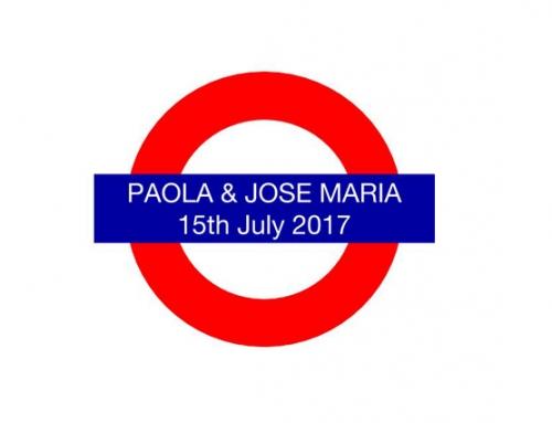 Paola & Jose Maria